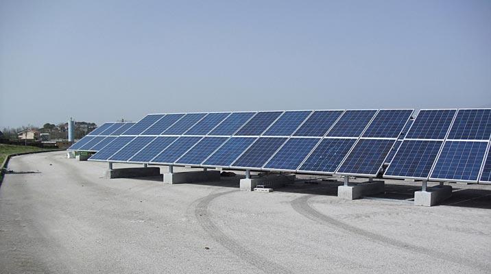 Anagni (FR) – Impianto fotovoltaico