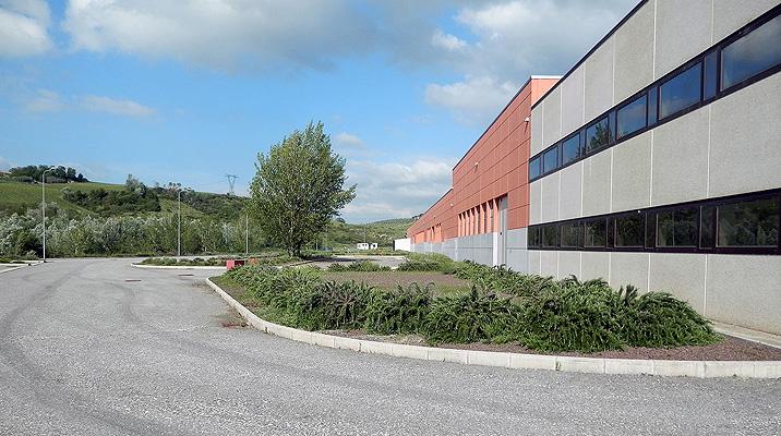 Nuovo stabilimento Cerealia S.r.l. - Castelfiorentino (FI)