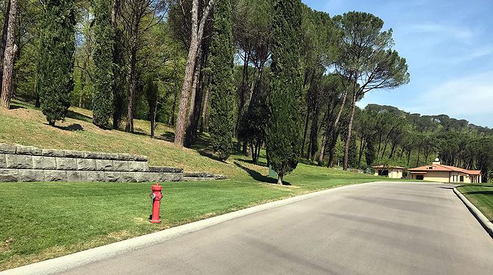 Cimitero di Guerra Americano – San Casciano (FI)